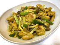 【家常食譜】咖哩菇菇雞