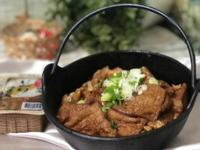 油豆腐燒肉(中華鹽滷油豆腐)
