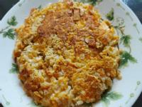 白花椰米天貝烘蛋