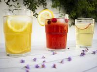 影音 桃子冰茶,橘子冰茶, 蔓越莓冰茶