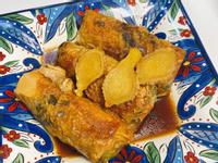 紅燒素捲(素食料理)