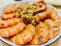 蒜蓉胡椒蝦(懶人香料包