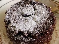 熔岩巧克力(簡單版)