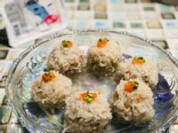 珍珠丸子/豬肉+中華鹽滷豆腐