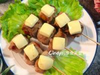 起司豬肉蕃茄串🍅vs 豬肉鳥蛋燒 🍢