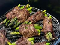 牛肉蘆筍捲 10分鐘氣炸鍋料理