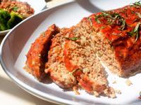 烘烤美式肉餅Meatloaf|減醣食譜