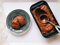 「醇厚濃郁」低卡無奶油版巧克力霜淇淋