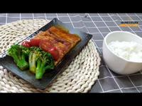 試作姆士流茄燒豆皮~純素 真的開胃又下飯