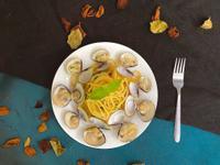 白酒蛤蜊義大利麵—新手0️⃣失敗