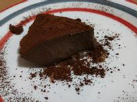 巧克力慕斯#免烤版
