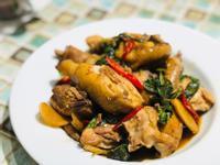 三杯雞/水煮法
