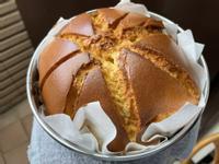 蜂蜜戚風蛋糕(減糖)-氣炸鍋