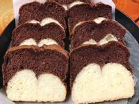 巧克力蛋糕吐司