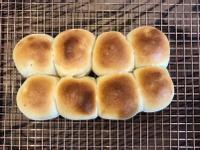 拉絲煉乳麵包(減糖,冷藏/冷凍法)
