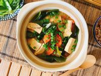 豆腐海帶蔬菜湯滷|15分鐘素食