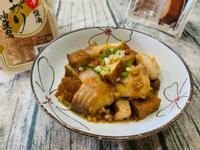好下飯的紅燒鮮魚中華鹽滷油豆腐