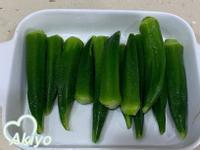 清燙秋葵  懶人料理