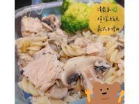 高蛋白 鮪魚蒜香義大利麵🍝一鍋到底