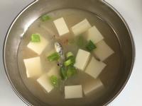 新手零失敗 超簡單味噌豆腐湯