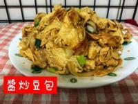 [減醣料理]醬炒豆包