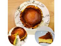 輕鬆學烘培「巴斯克乳酪蛋糕」減醣版