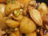 味增豬肉馬鈴薯