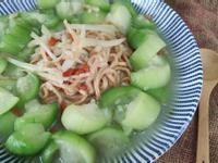 5分鐘上菜─鍋燒絲瓜麵