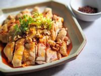 夏日涼菜口水雞