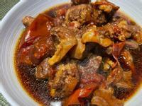 紅燒番茄豬軟骨
