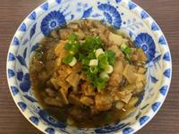 竹筍香菇滷肉