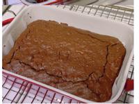 脆皮軟芯巧克力布朗尼