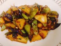 「35元」的中國東北料理 地三鮮