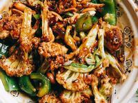 「米飯殺手」宮保菜花|低卡烤箱菜