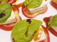 義式羅勒番茄沙拉