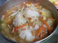親子手作:一鍋到底蘿蔔糕湯(粿條湯)