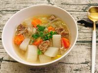 清燉牛肉湯(電鍋版)