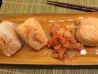 韓式泡菜飯糰