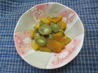 蝦醬甜椒軟棗獼猴桃