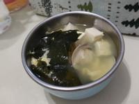 超方便電鍋料理-海帶豆腐湯