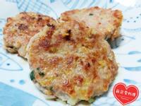 韭黃豬肉煎餅