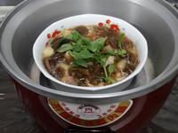 香菇菜心清蒸馬鈴薯豬肉丁