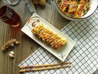 【雞蛋料理】香菇蔥日式玉子燒