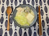 日式味噌豆漿雞肉豆腐鍋 🍲