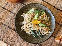 桔汁秋葵金針菇|10分鐘素食