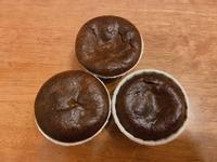 巴斯克乳酪杯子蛋糕(伯爵茶口味)