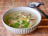 家常鮮魚湯