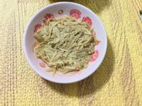 自製「滑茸」 日本常備菜