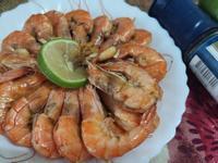 5分鐘上菜-檸檬蝦