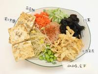 清爽版的偽韓式料理/素食